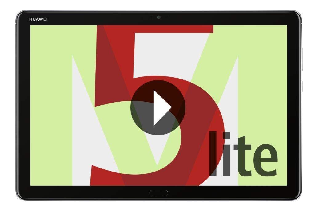 Huawei MediaPad M5 Lite 10 LTE 10.1