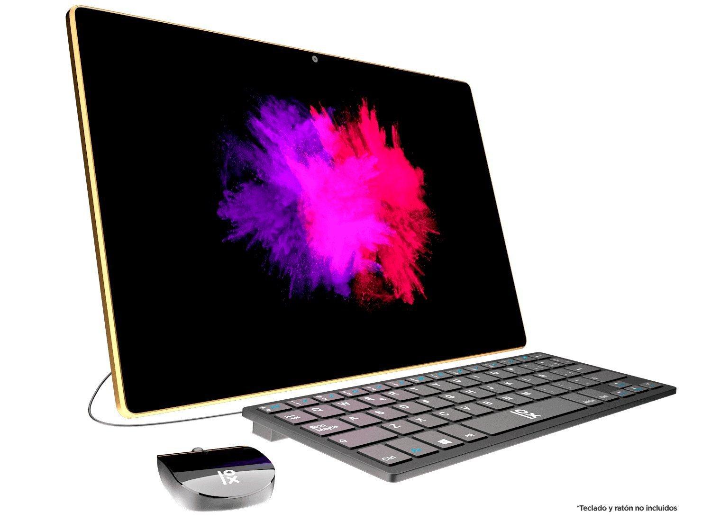 Primux Iox All-in-One 17.3 HD color dorado